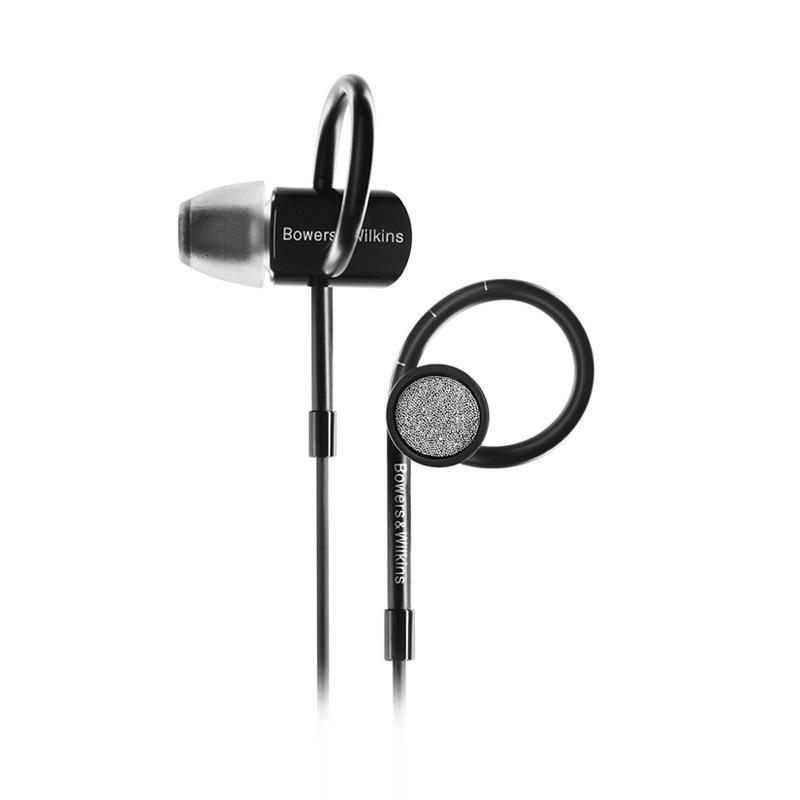 Bowers & Wilkins C5 S2 Earphone - Black