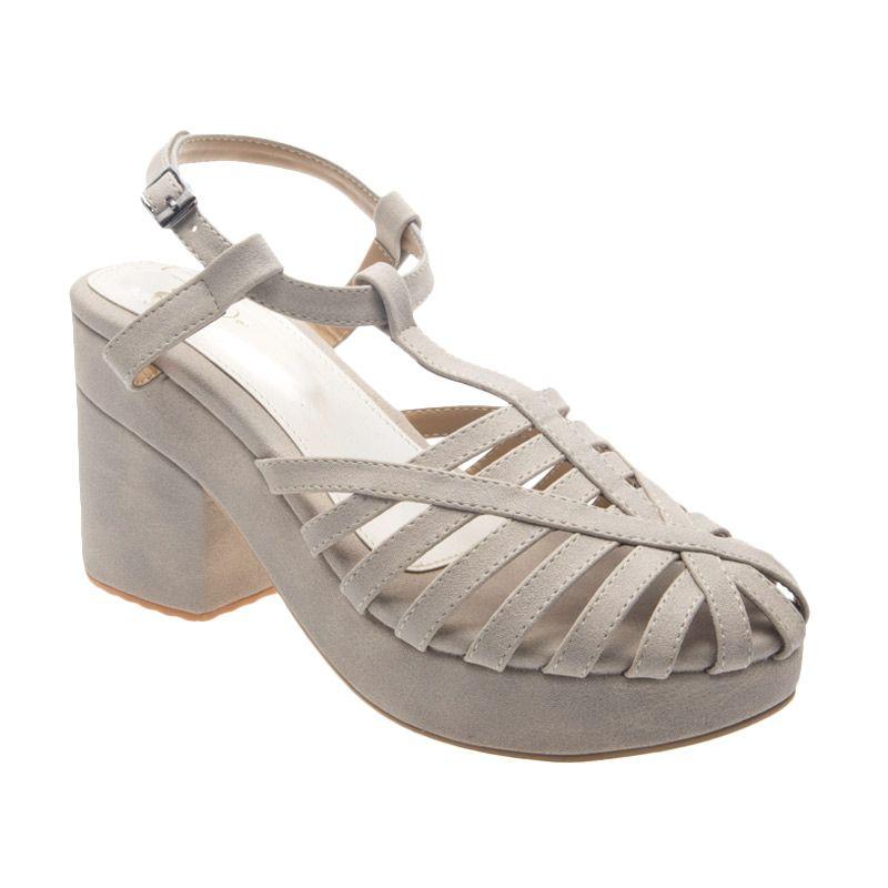 Brshoes 40 Creamy Sepatu Heels