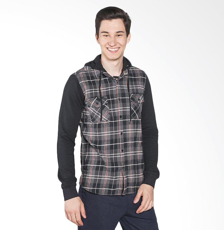 Brand Revolution 504500133333 Shirt Eznik - Black Extra diskon 7% setiap hari Citibank – lebih hemat 10% Extra diskon 5% setiap hari