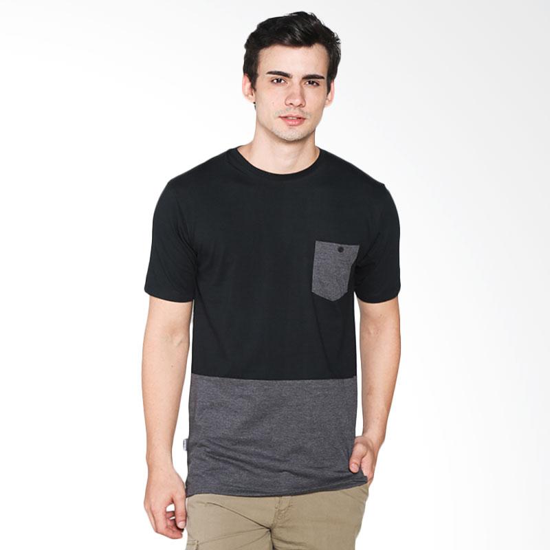 Brand Revolution 506350003333 Schneider Tshirt - Black Extra diskon 7% setiap hari Extra diskon 5% setiap hari Citibank – lebih hemat 10%