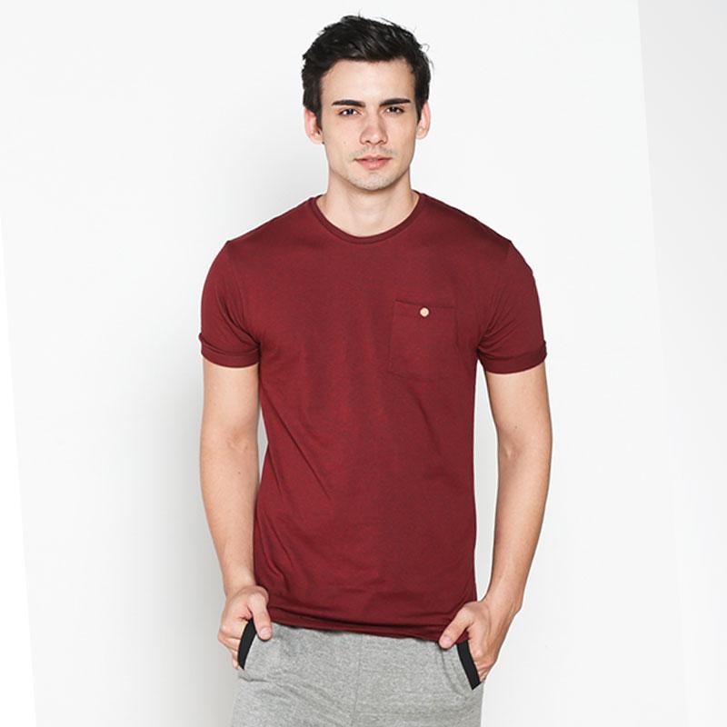 Brand Revolution 506360213333 Helsa Tshirt - Maroon Extra diskon 7% setiap hari Citibank – lebih hemat 10% Extra diskon 5% setiap hari