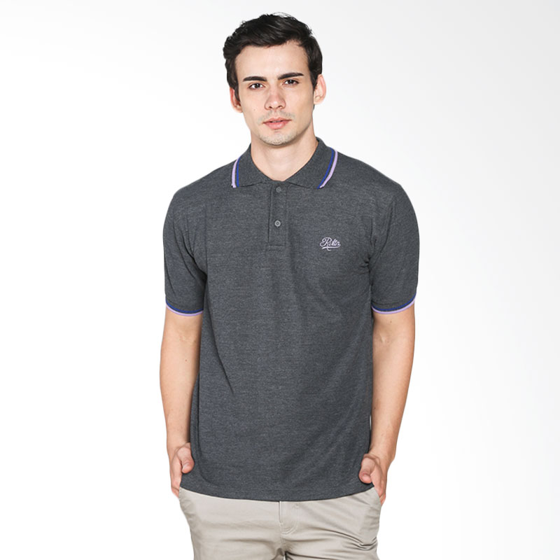 Brand Revolution 507060053333 Dilbert Polo Shirt - Grey Extra diskon 7% setiap hari Extra diskon 5% setiap hari Citibank – lebih hemat 10%