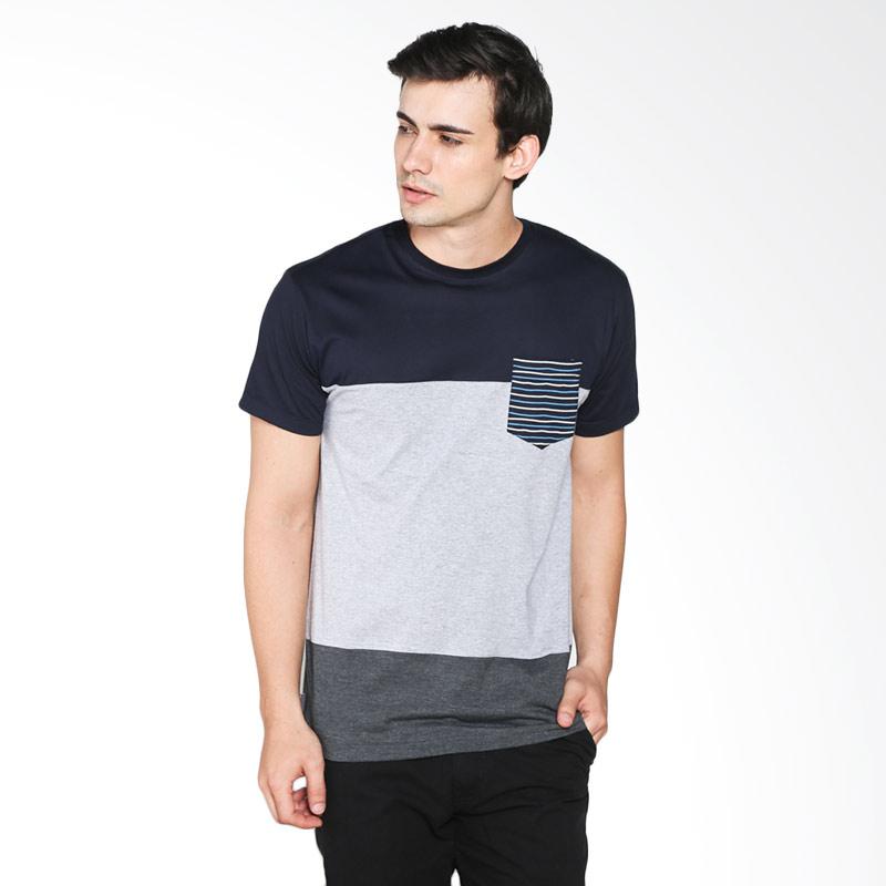 Brand Revolution Harva 506360243333 Tshirt - Blue Extra diskon 7% setiap hari Extra diskon 5% setiap hari Citibank – lebih hemat 10%