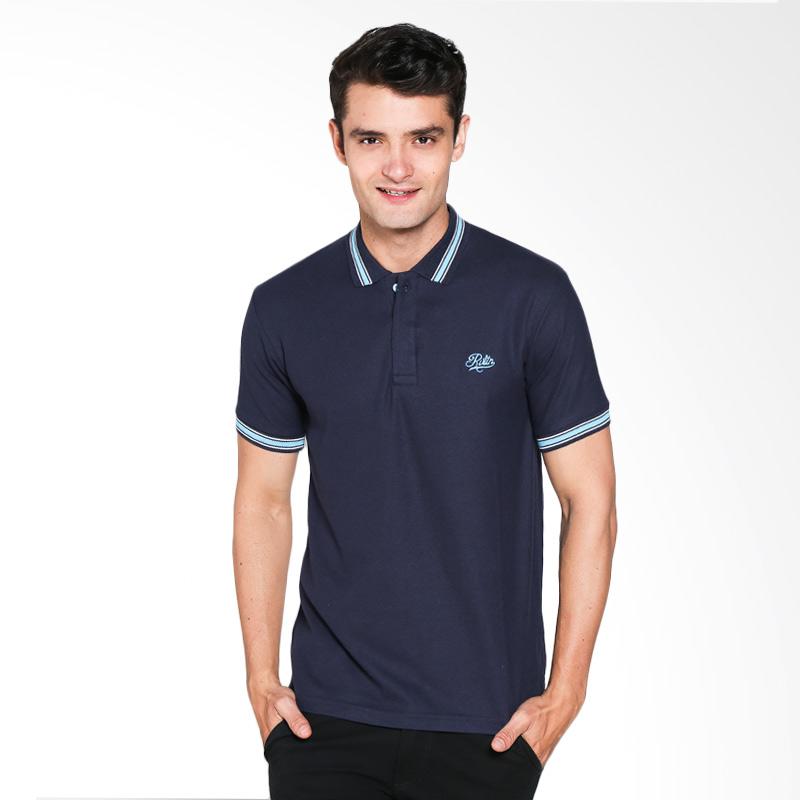 Brand Revolution Dico 507056003333 Polo Shirt - Navy Extra diskon 7% setiap hari Extra diskon 5% setiap hari