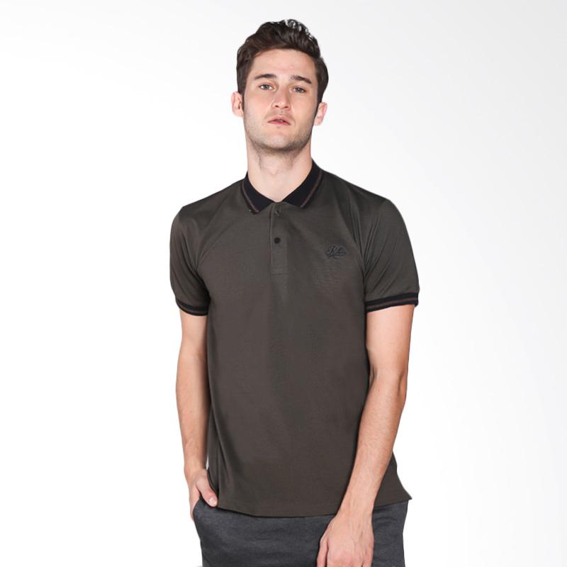 Brand Revolution Elmatador 507060103333 Polo Shirt - Brown Extra diskon 7% setiap hari Extra diskon 5% setiap hari Citibank – lebih hemat 10%