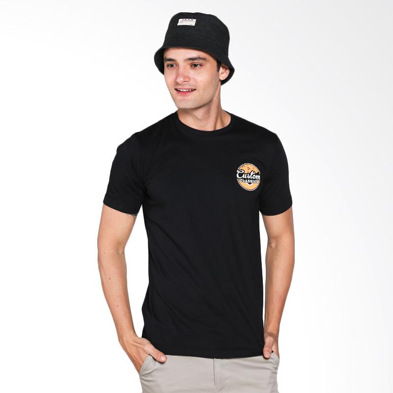 Brand Revolution Tees Ride 506026903333 Kaos Pria - Orange Extra diskon 7% setiap hari Extra diskon 5% setiap hari Citibank – lebih hemat 10%