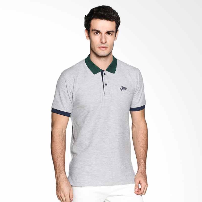 Brand Revolution Theo 507060083333 Polo Shirt - Misty Extra diskon 7% setiap hari Extra diskon 5% setiap hari Citibank – lebih hemat 10%