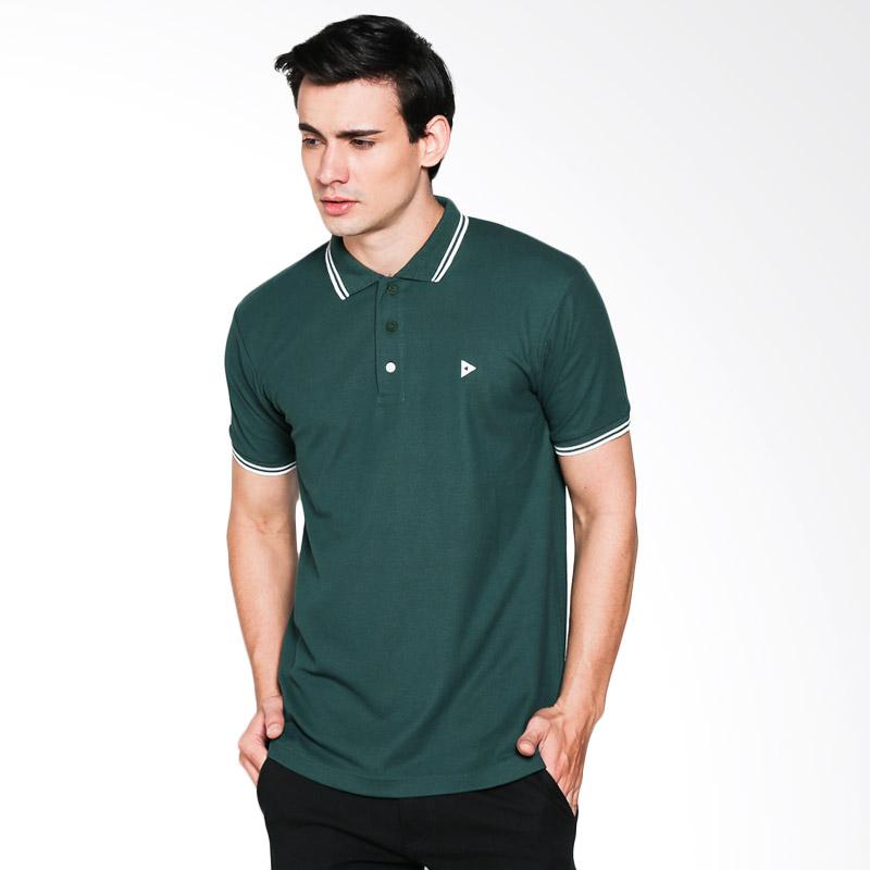 Revolution 507051003333 Polo Shirt Kurt - Green Extra diskon 7% setiap hari Extra diskon 5% setiap hari Citibank – lebih hemat 10%