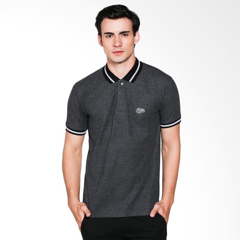 Revolution 507058003333 Polo Shirt Hipolt - Black Extra diskon 7% setiap hari Extra diskon 5% setiap hari Citibank – lebih hemat 10%
