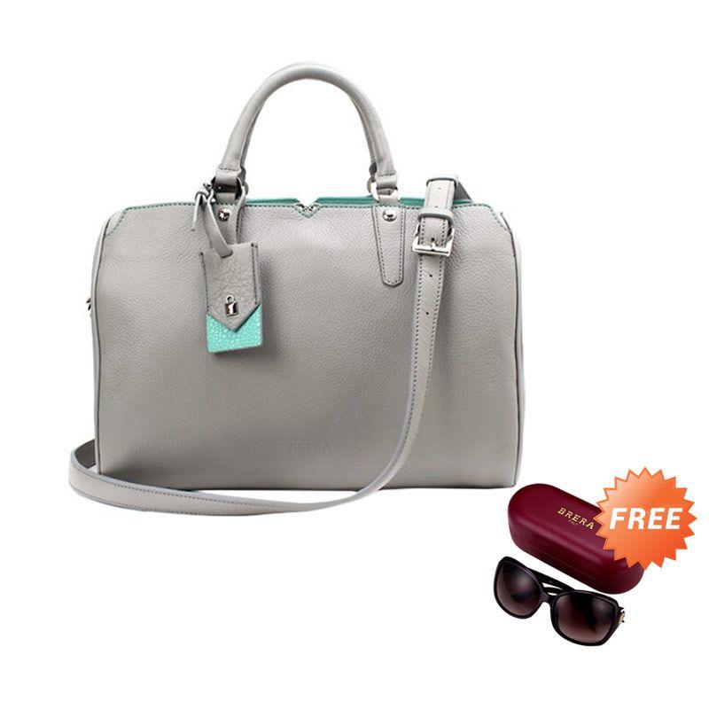 BRERA Be Basic But Sensational Grey Tas Tangan [Limited Edition]
