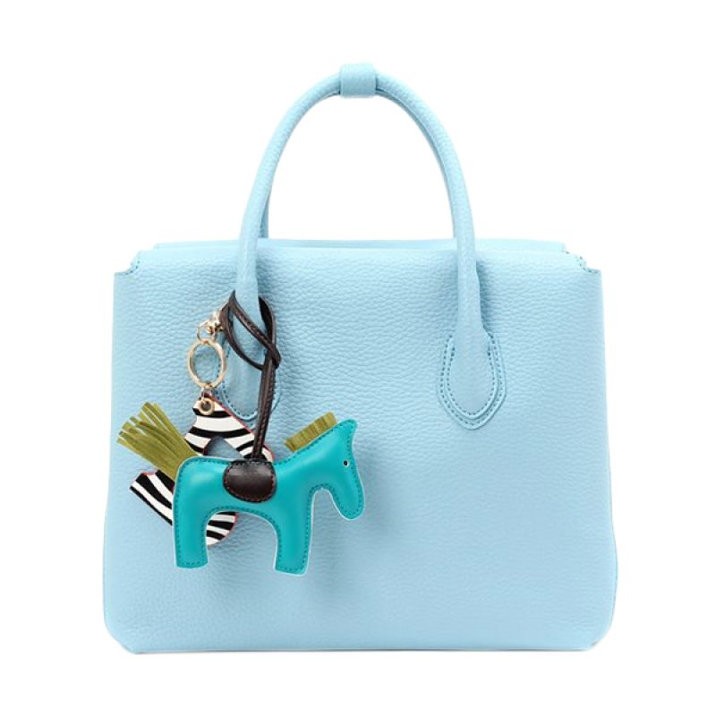 BRERA Candy Lover Blue Tote Bag Tas Tangan