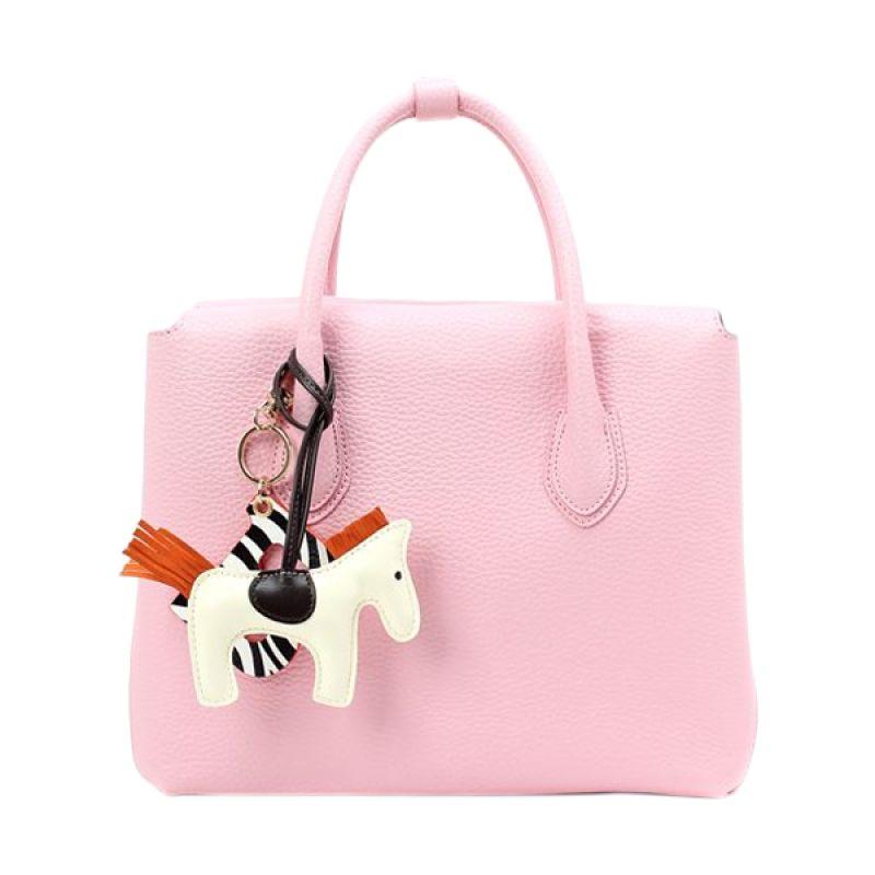 BRERA Candy Lover Pink Tote Bag Tas Tangan