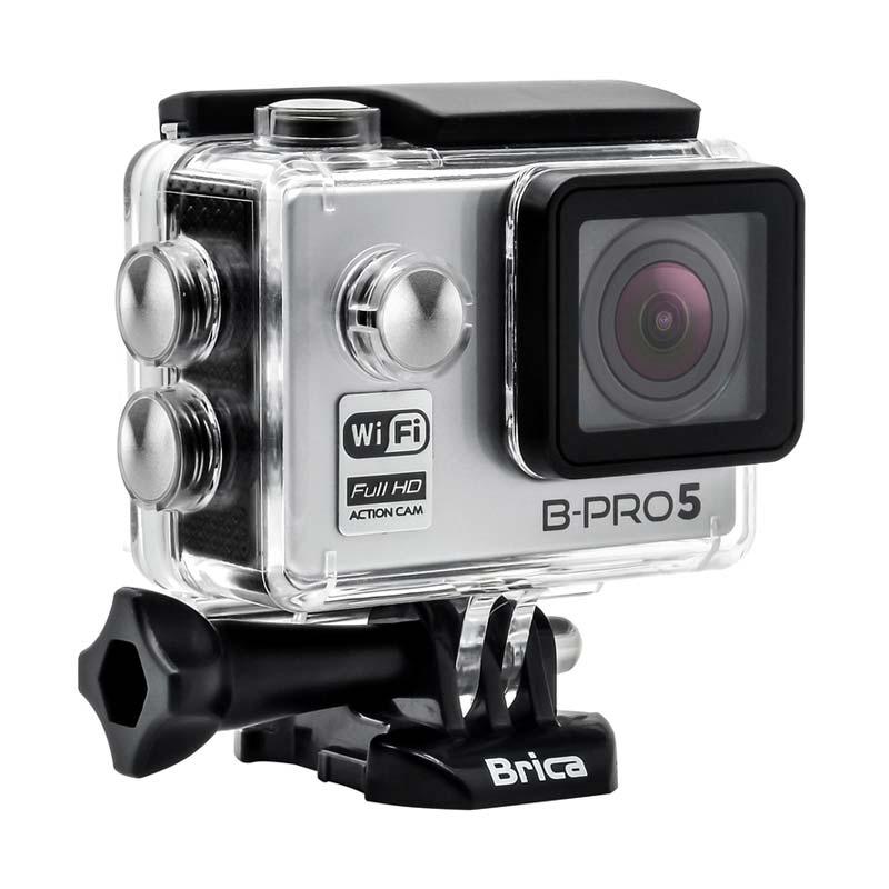 Brica Alpha Edition Action Camera - Silver