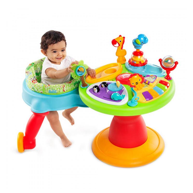 harga Bright Starts Around We Go Mainan Anak Blibli.com