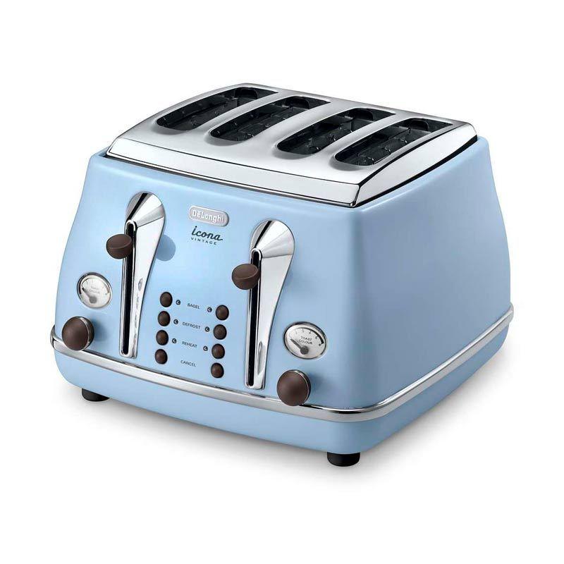 Delonghi-Icona Vintage-Toaster-CTOV4003.AZ