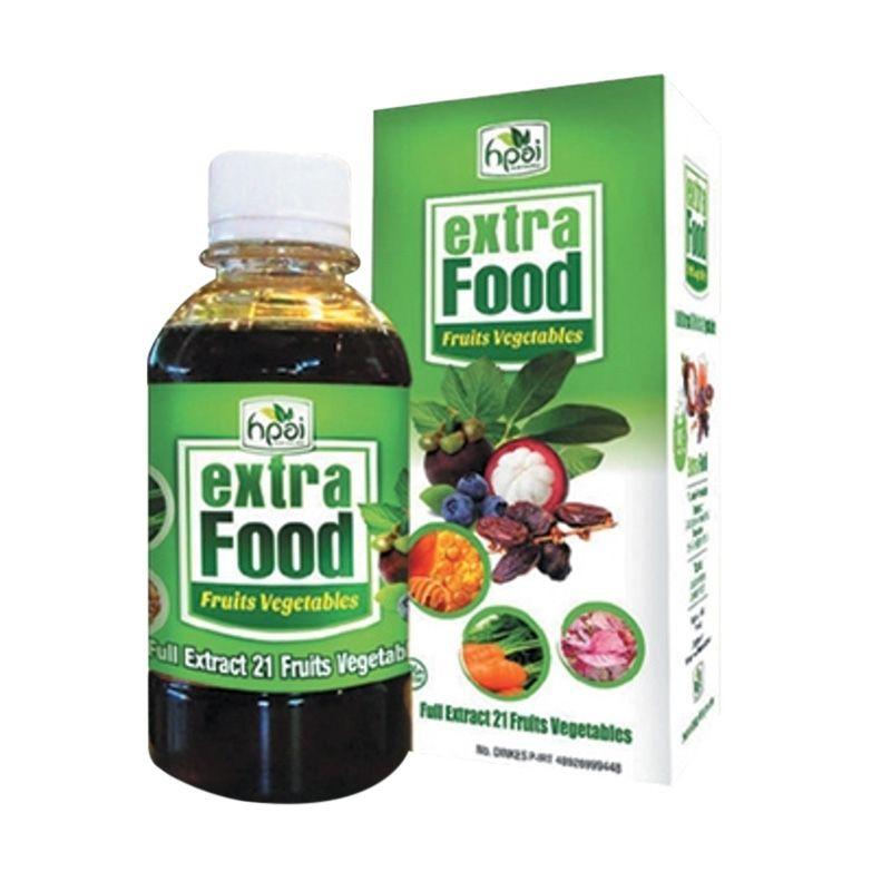 Extra Food Suplemen Kesehatan