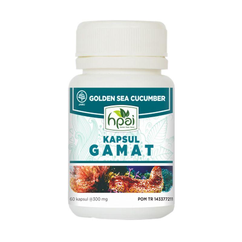 Gamat Golden Sea Cucumber Suplemen