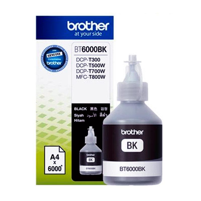 Brother BT6000BK Black Ink Bottle