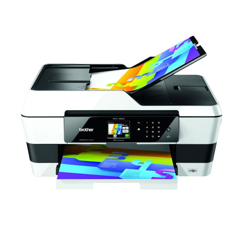 Brother MFC-J3520 Printer Inkjet All In One - 9287372 , 15447010 , 337_15447010 , 6470000 , Brother-MFC-J3520-Printer-Inkjet-All-In-One-337_15447010 , blibli.com , Brother MFC-J3520 Printer Inkjet All In One