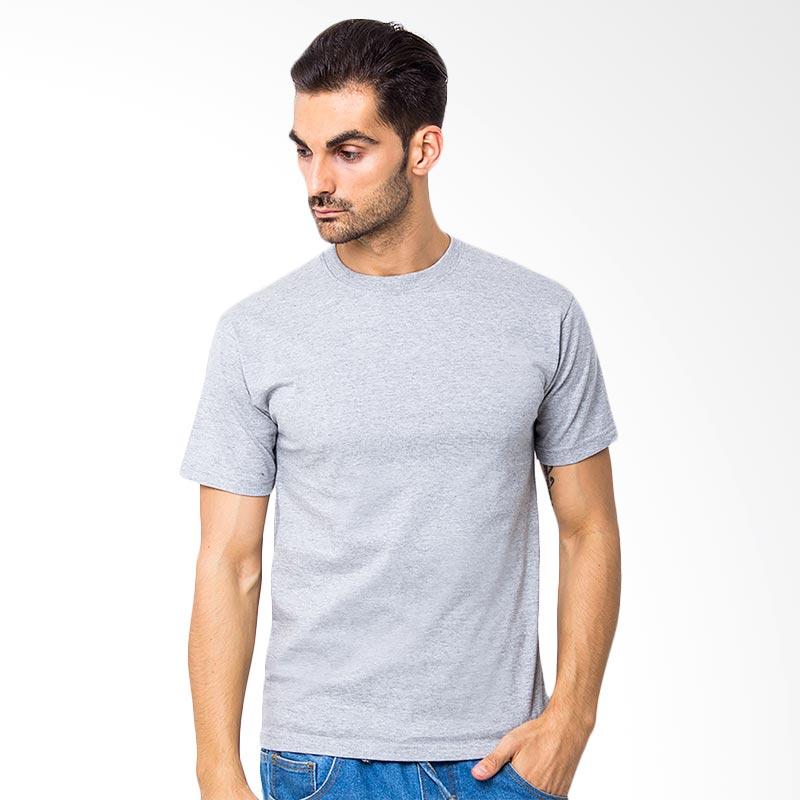 Browncola Polos Kaos Pria - Abu Misty Muda Extra diskon 7% setiap hari Extra diskon 5% setiap hari Citibank – lebih hemat 10%