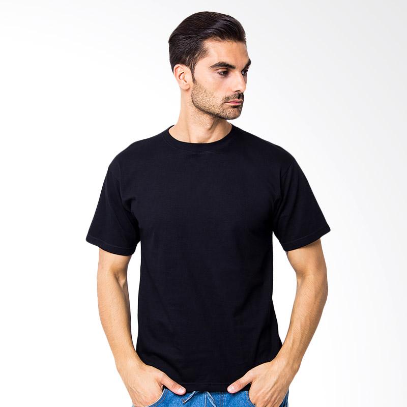 Browncola Polos Kaos Pria - Black Extra diskon 7% setiap hari Extra diskon 5% setiap hari