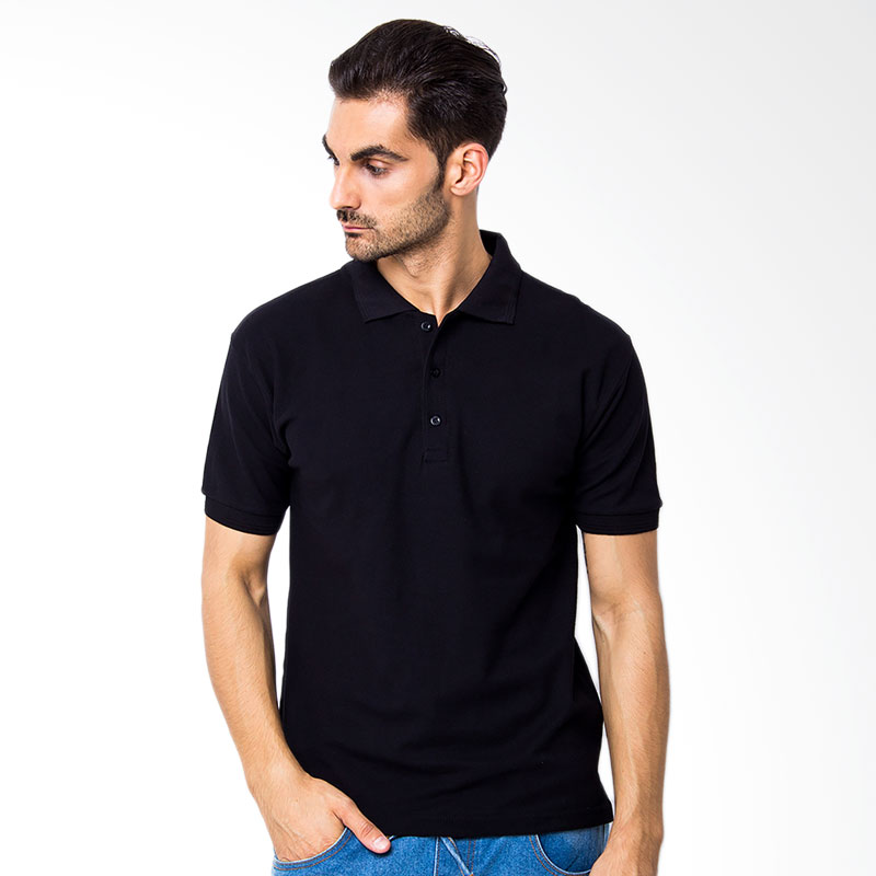 Browncola Polo Shirt - Black