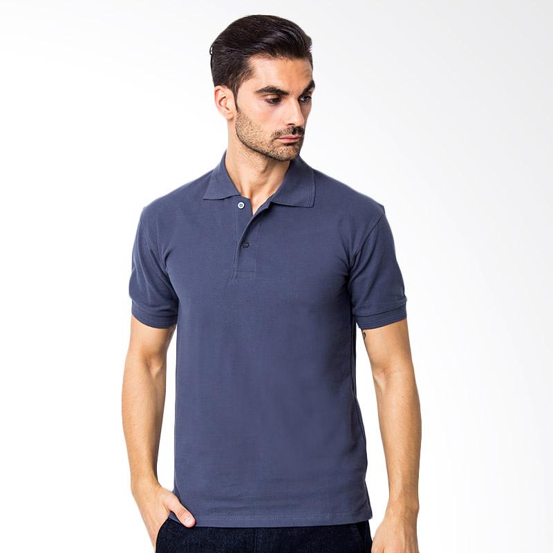 Browncola Polo Shirt Pria - Dark Grey Extra diskon 7% setiap hari Extra diskon 5% setiap hari Citibank – lebih hemat 10%