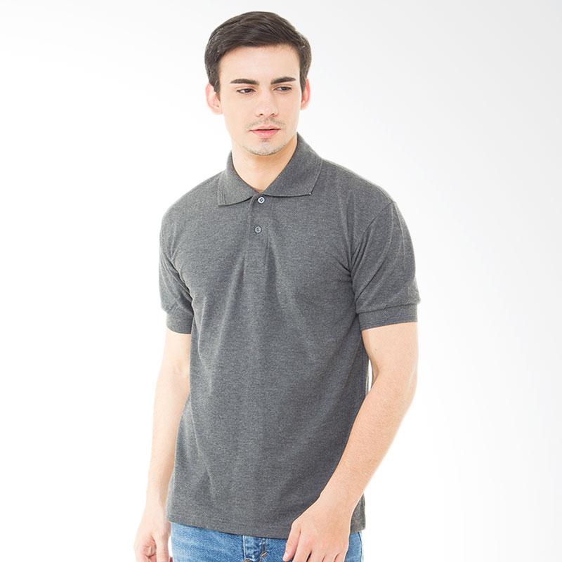 Browncola Polo Shirt - Dark Misty Grey Extra diskon 7% setiap hari Extra diskon 5% setiap hari Citibank – lebih hemat 10%