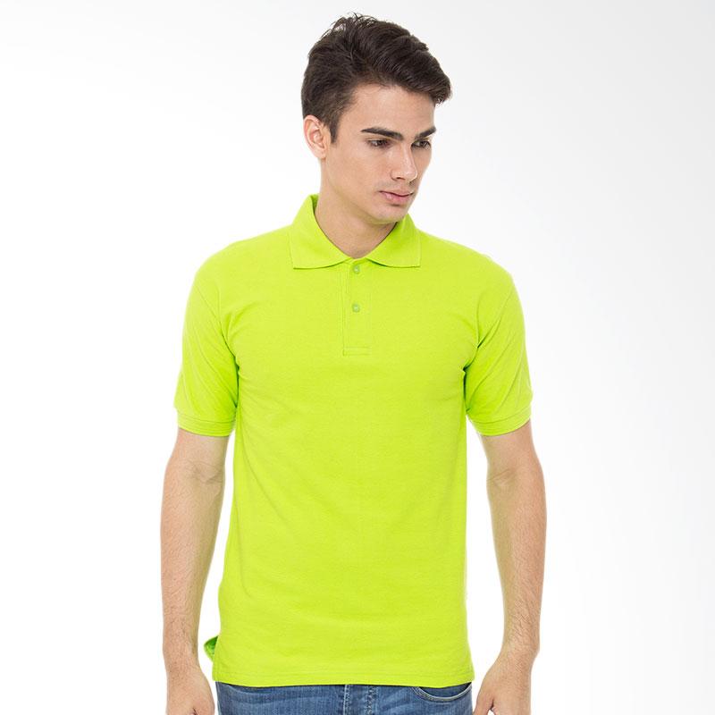 Browncola Polo Shirt - Light Green Extra diskon 7% setiap hari Extra diskon 5% setiap hari Citibank – lebih hemat 10%