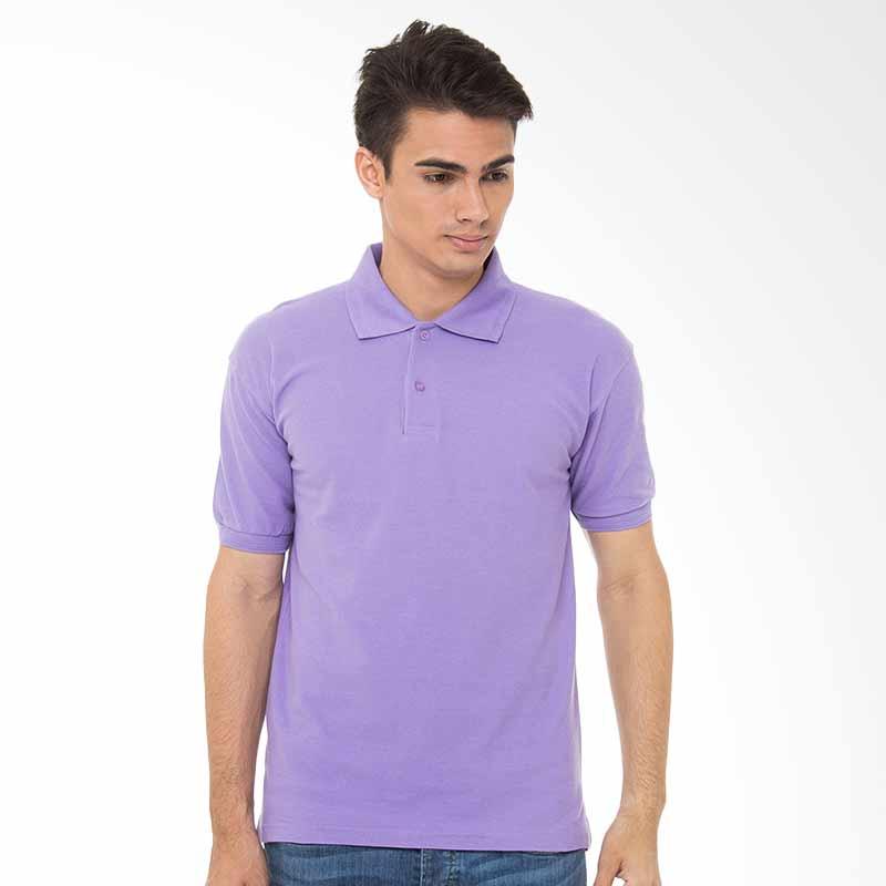 Browncola Polo Shirt - Light Purple Extra diskon 7% setiap hari Extra diskon 5% setiap hari Citibank – lebih hemat 10%