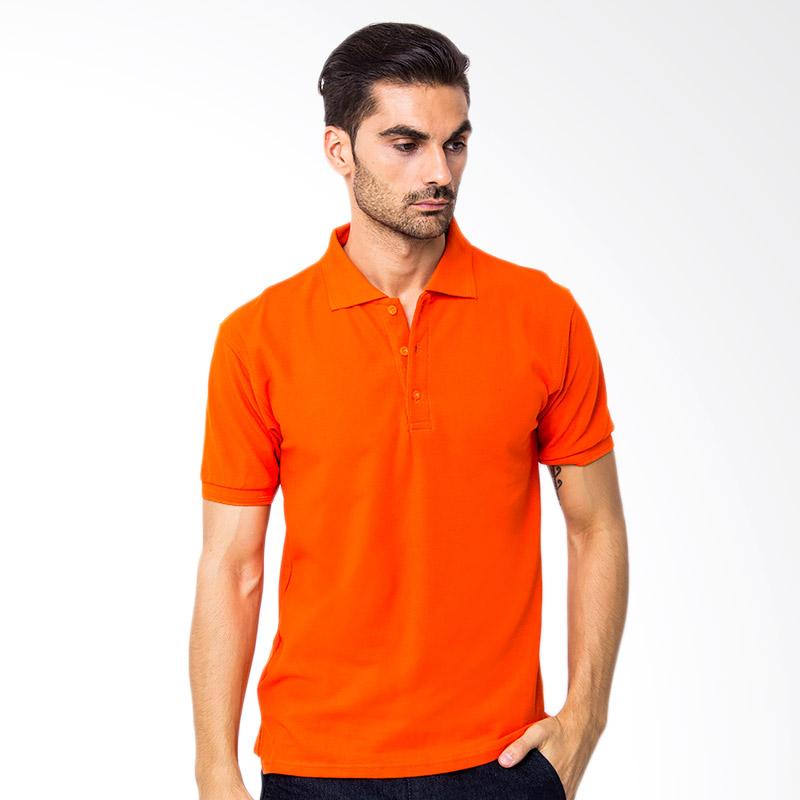 Browncola Polo Shirt - Orange Extra diskon 7% setiap hari Extra diskon 5% setiap hari Citibank – lebih hemat 10%