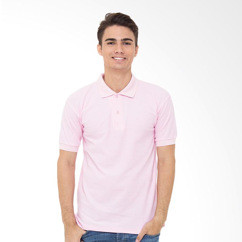 Browncola Polo Shirt - Pink Extra diskon 7% setiap hari Extra diskon 5% setiap hari Citibank – lebih hemat 10%
