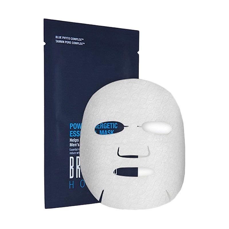BRTC Power Energetic Essential Masker Wajah