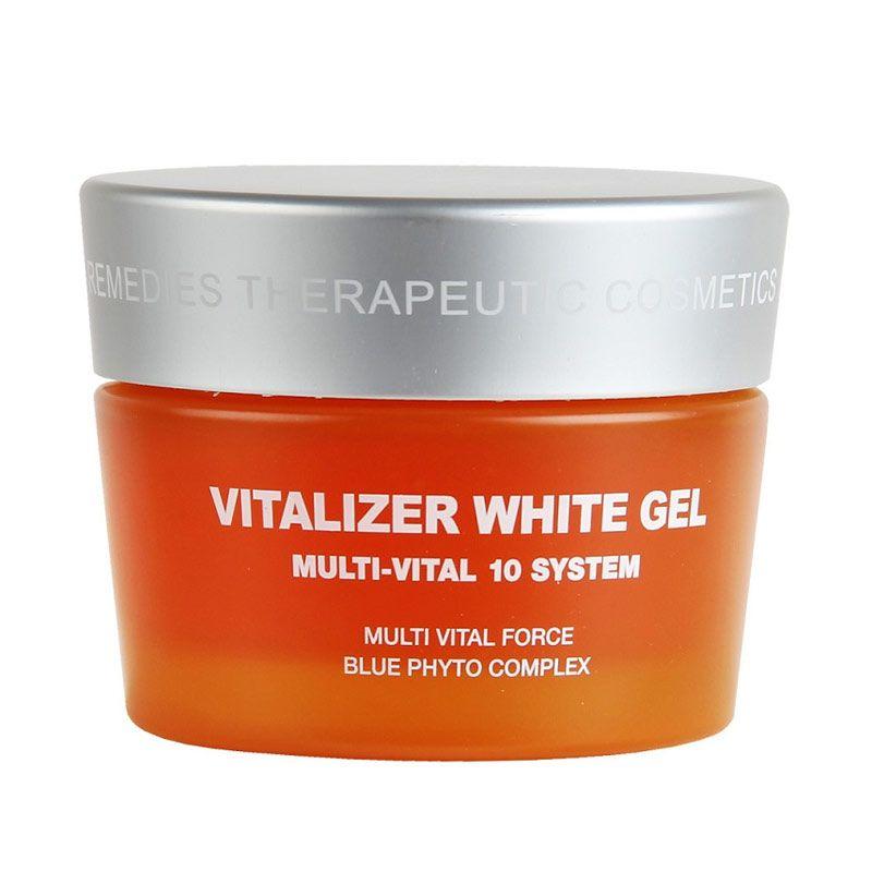 BRTC Vitalizer White Gel Serum Wajah [50 mL]