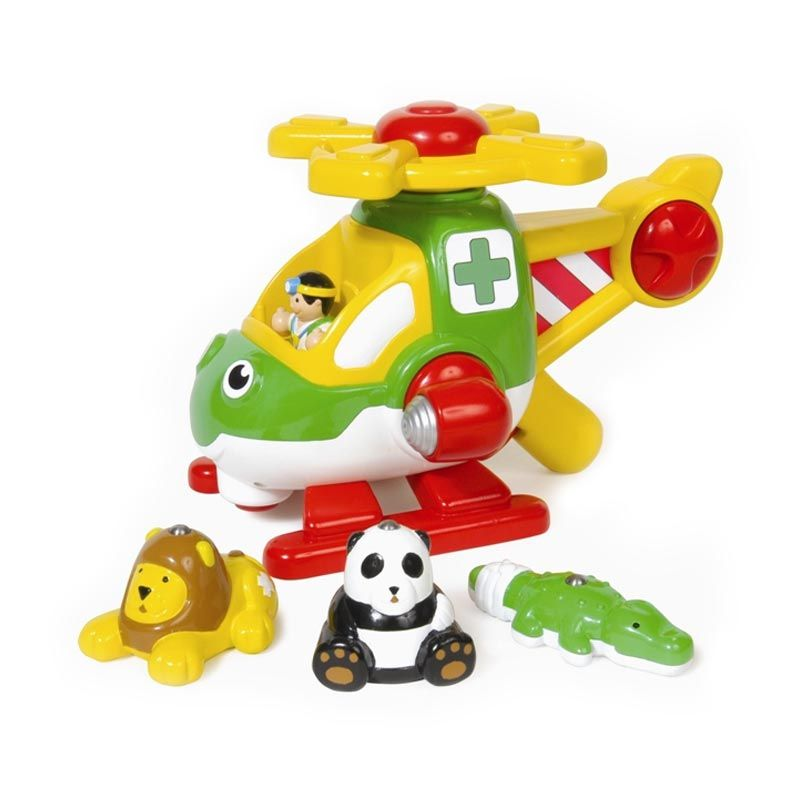 WOW Toys Harry Copter's Animal Rescue