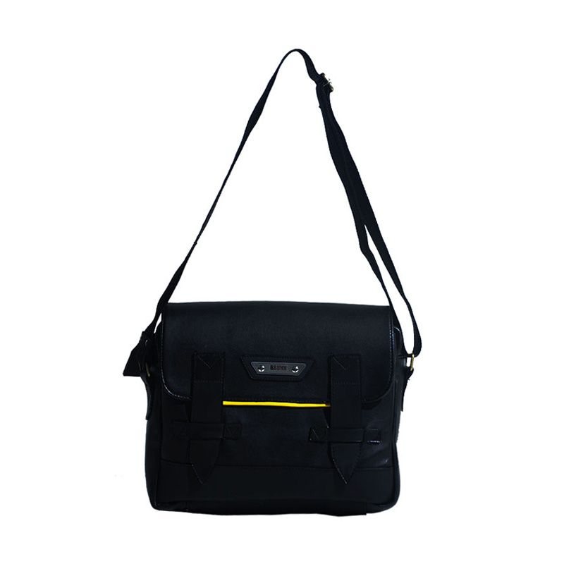 Brunn Ublao Messenger Yellow On Black