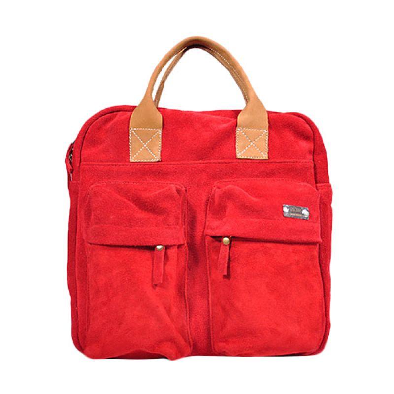 Brunn Wembleddon Handbag Red