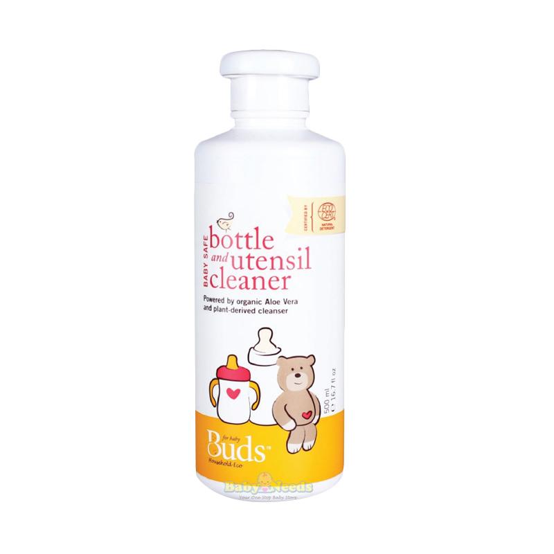 Buds Baby Safe Bottle & Utensil Cleaner