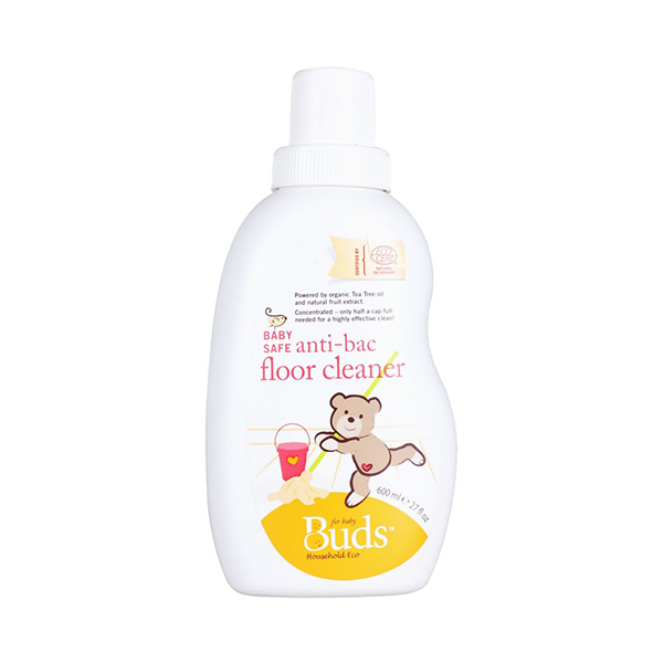 Buds Organics Baby Safe Anti Bacterial Floor Cleaner