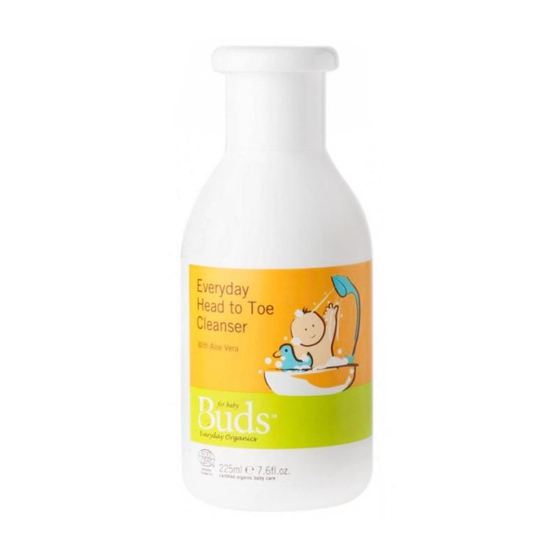 Buds Organics Everyday Head to Toe Cleanser [225 mL]