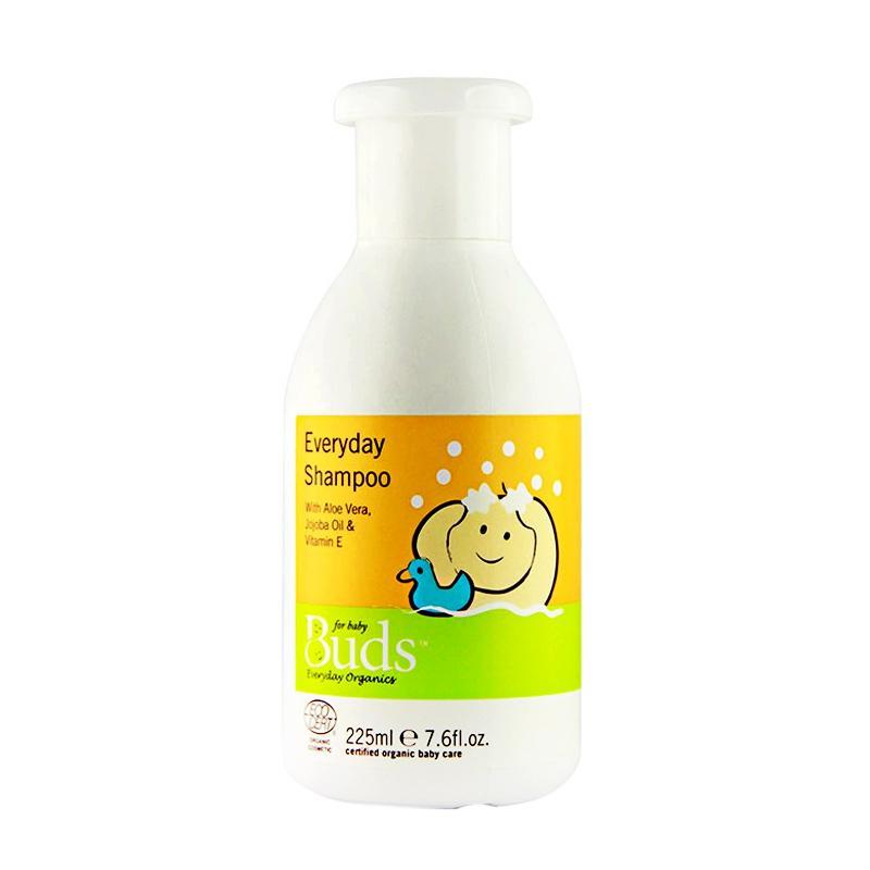 Buds Organics Everyday Shampoo [225 mL]