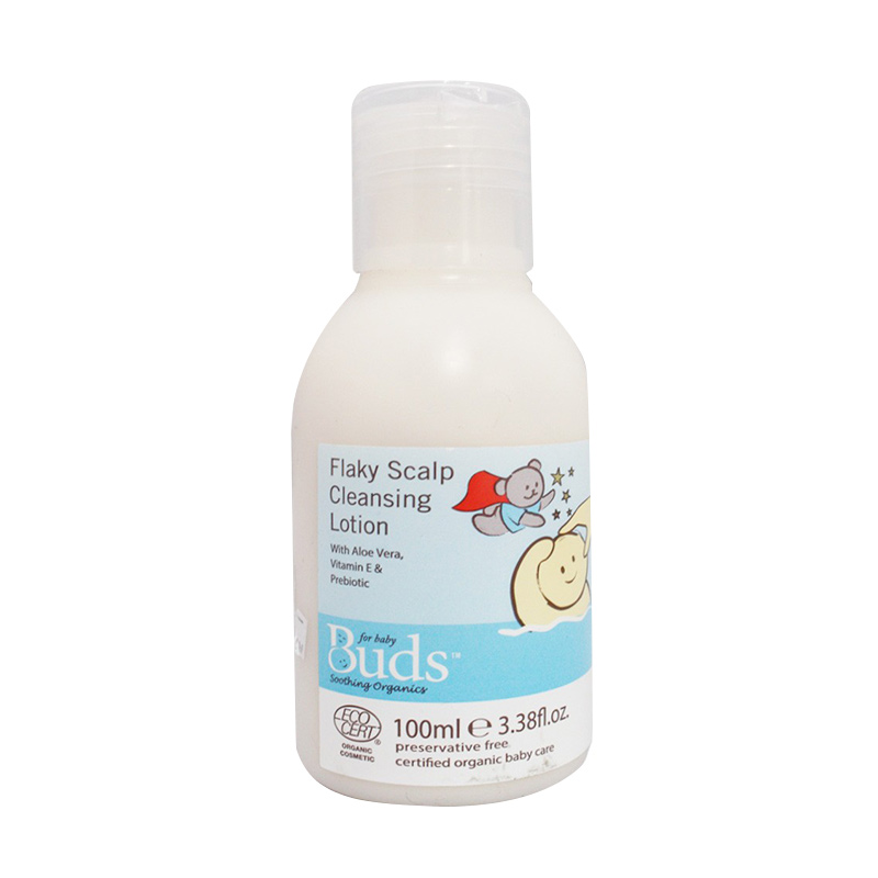 Buds Organics Flaky Scalp Cleansing Lotion