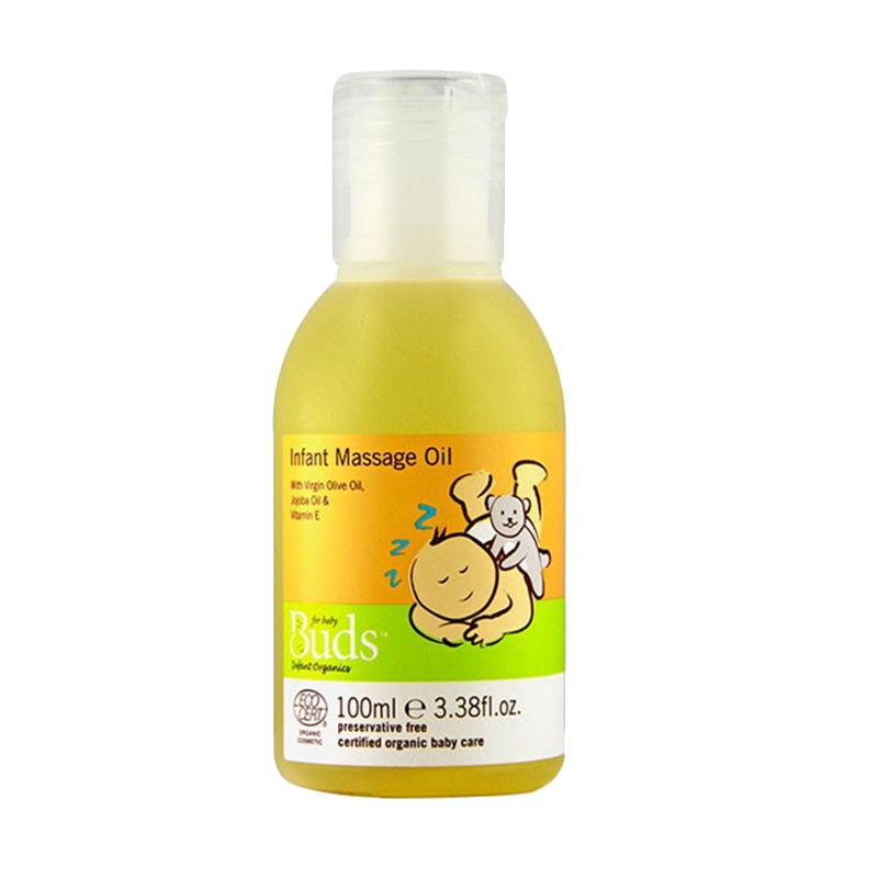 Buds Organics Infant Message Oil