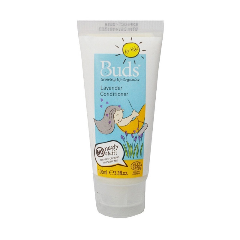 Buds Organics Lavender Conditioner Bayi