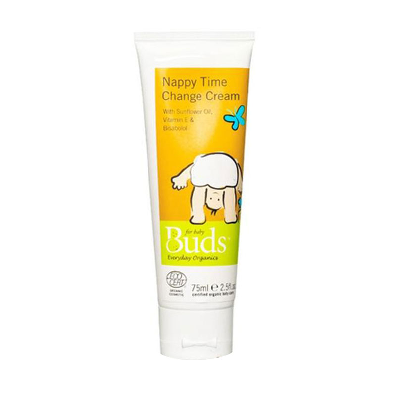 Buds Organics Nappy Time Change Cream