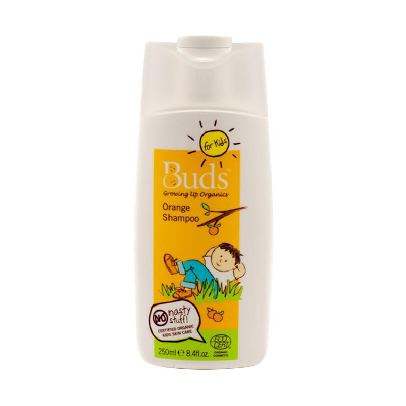 Buds Organics Orange Shampoo Bayi
