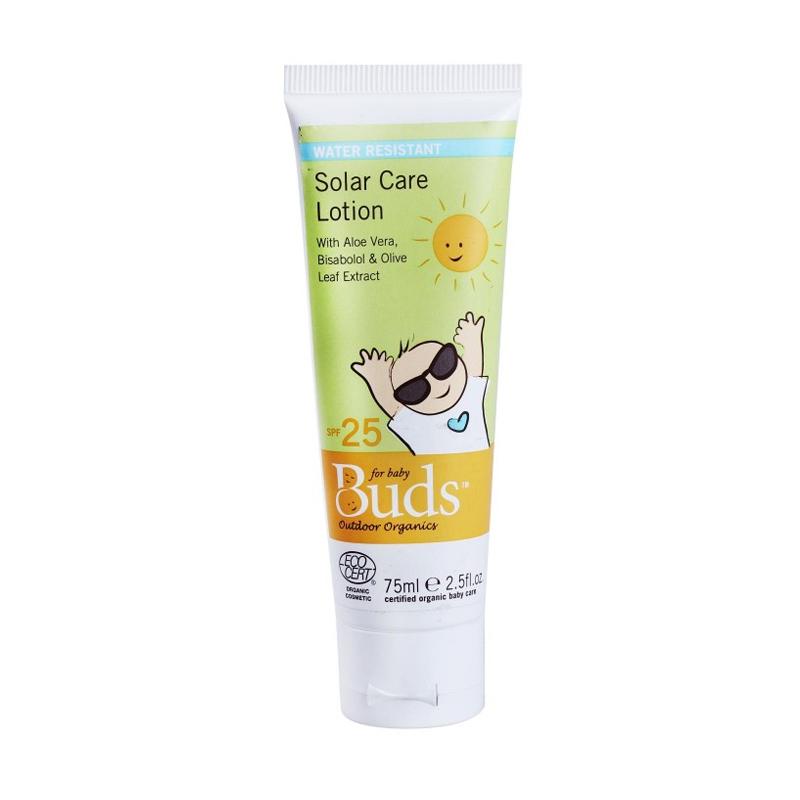 Buds Organics Solar Care Lotion
