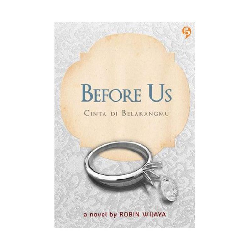 Buka Buku Before Us by Robin Wijaya Buku Fiksi