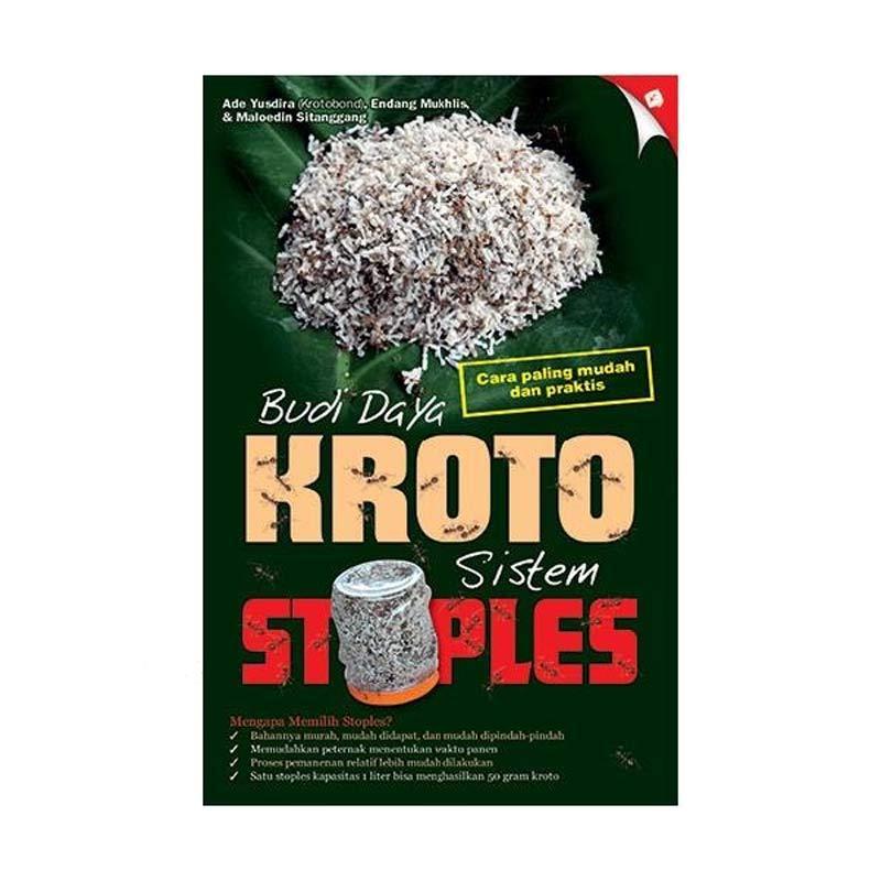 Buka Buku Budi Daya Kroto Sistem Stoples by Ade Yusdira, Dkk Buku Hobi