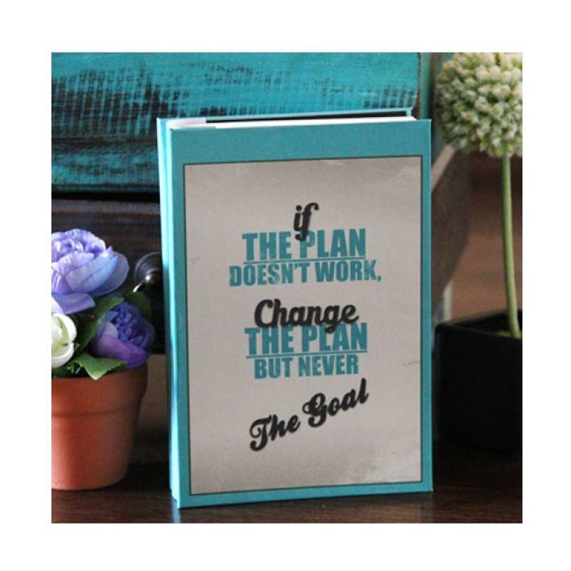 Buku Unik Classic Quotes 04 - Buku Catatan